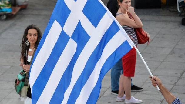 Греция осталась в еврозоне и преодолела кризис. Фото: AFP