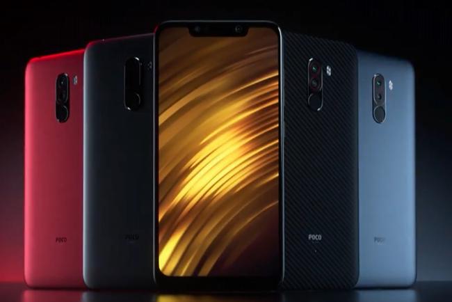 Xiaomi Poco F1 - самый дешевый топовый смартфон в мире