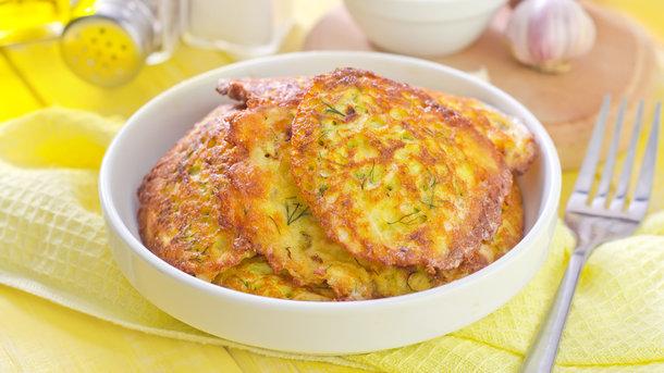Драники из кабачков и картофеля Фото: depositphotos.com
