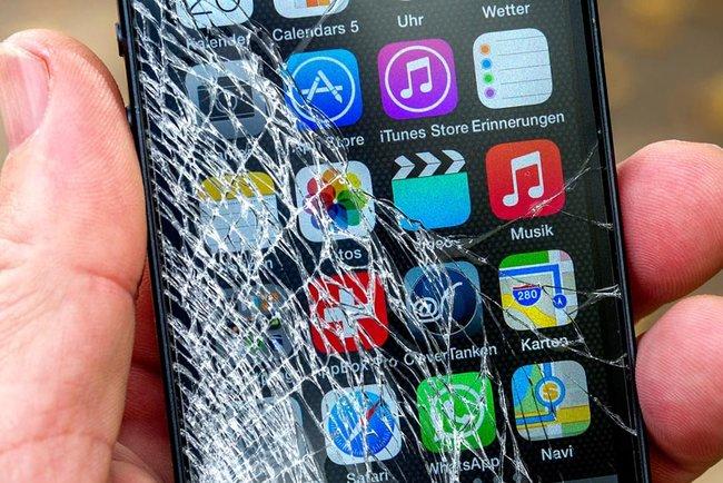 Apple признала брак iPhone 8. Фото: AppDigg