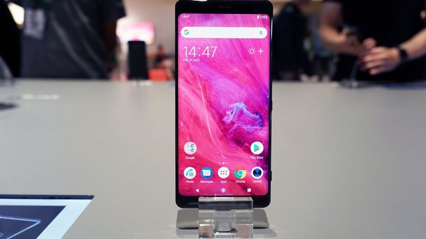 Sony Xperia XZ3 – найпотужніший смартфон Sony. Фото: Mashable