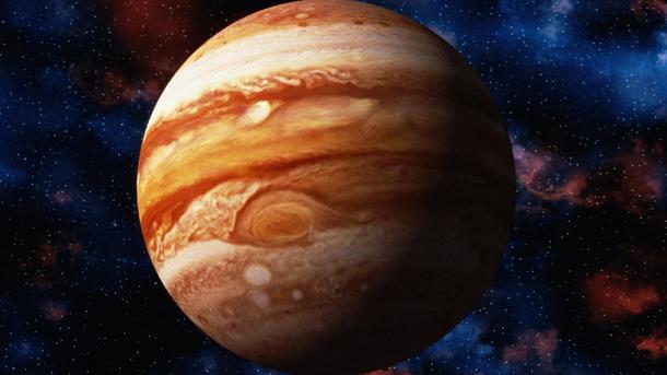 Странные поля на Юпитере пока необъяснимы. Фото: sciencenews.org