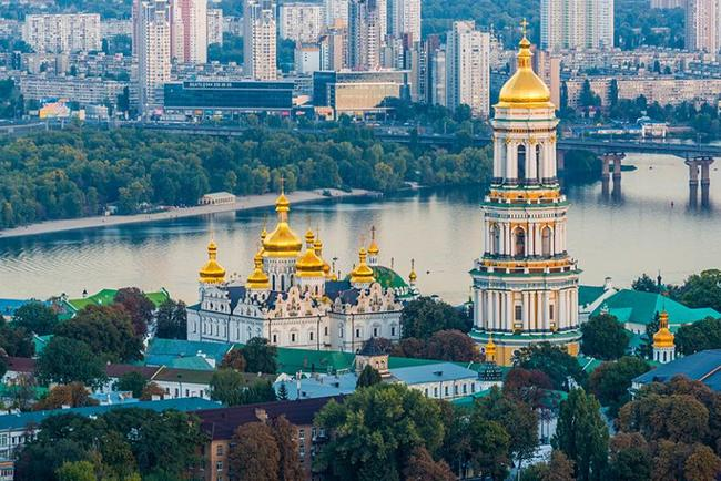 Киев в 1960-х годах. Фото: facebook.com/historiKiev