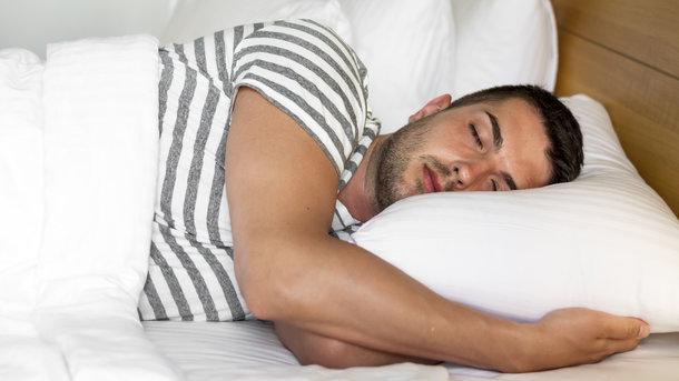 Есть один способ быстро уснуть. Фото: freepik