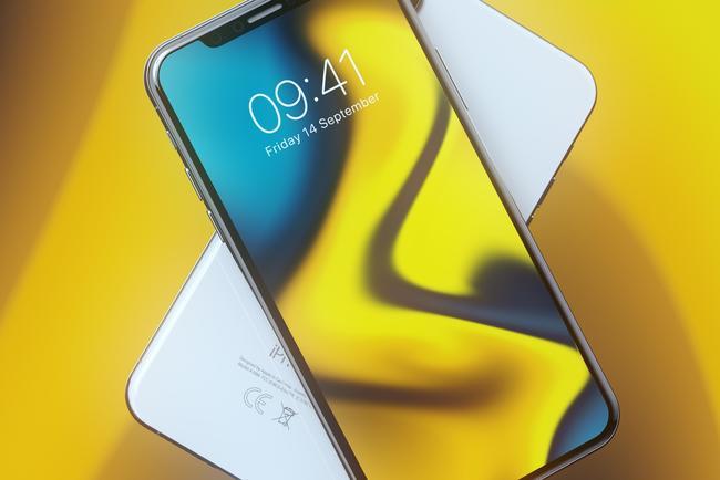 Презентация новых iPhone X 2018 от Apple. Фото: Ameba News