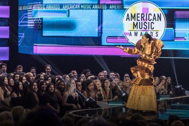 American Music Awards. Фото: theamas.com