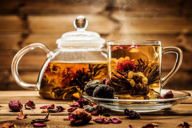 Чай. Фото: depositphotos