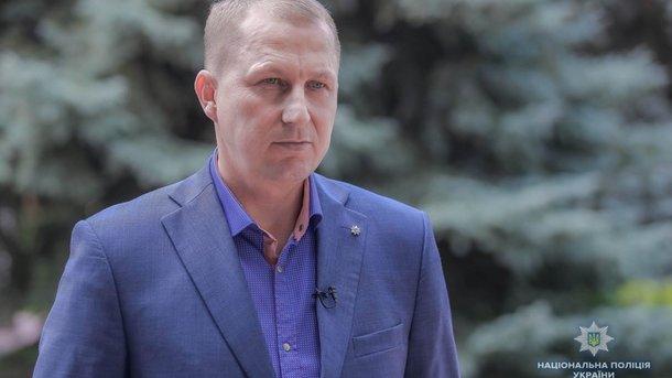 Вячеслав Аброськин. Фото: npu.gov.ua