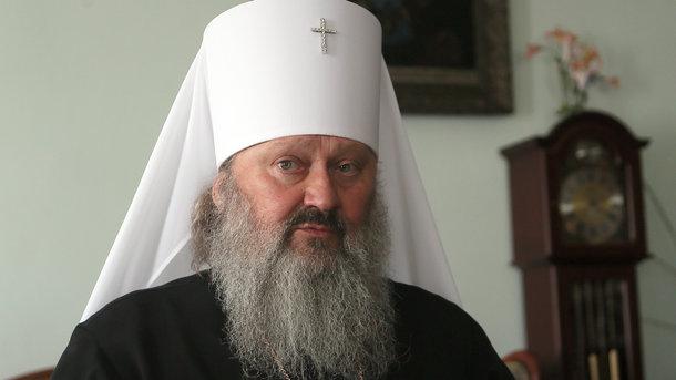 Наместник Киево-Печерской лавры. Владыка Павел уверен, что верующие защитят свои святыни