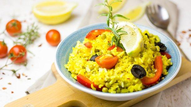 Рис с лимоном Фото: pixabay.com