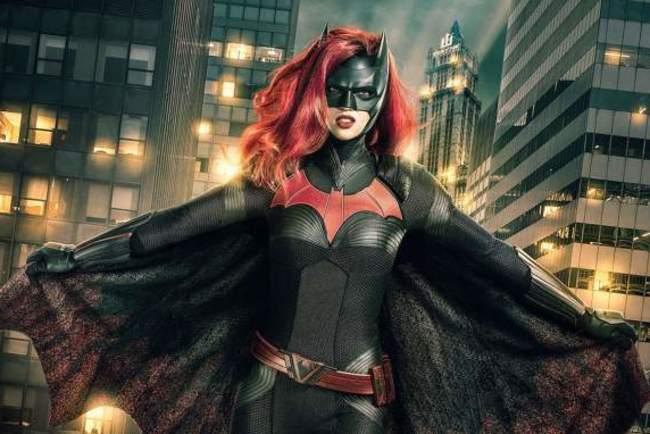 Бэтвумен. Фото: The CW
