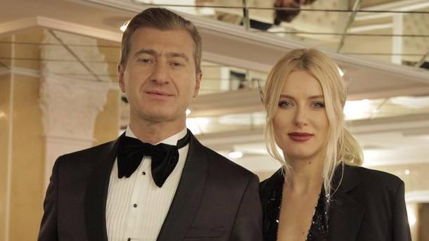 Юрий Никитин и Ольга Горбачева. Фото: instagram.com/gorbachovaolga