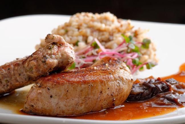 Запечь свинину по рецепту высоцкой #2