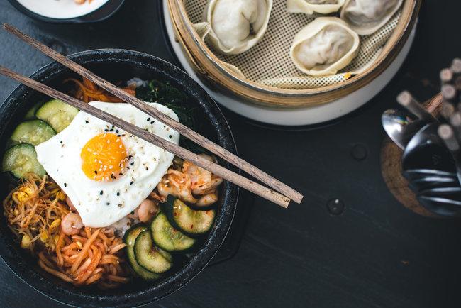 Корейские блюда набирают популярность Фото: freepik.com