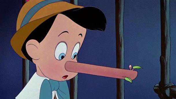 """Кадр из мультфильма """"Пиноккио"""""""