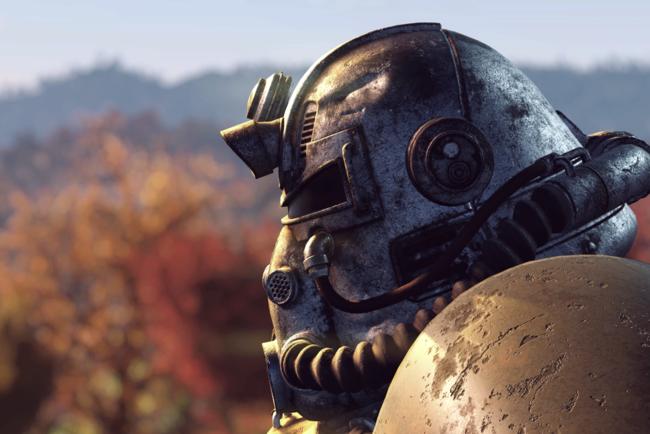 Fallout 76 выйдет 14 ноября. Фото: gntech.ae