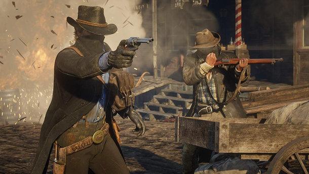Red Dead Redemption 2 разозлила игроков. Фото: jeuxvideo-live.com