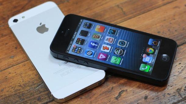 Перший 4-дюймовий смартфон Apple більше не підтримується компанією. Фото: blick.ch