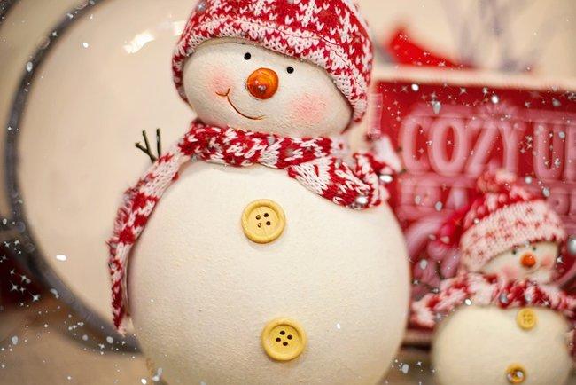 Снеговиков назвали «снеголюдьми». Фото: pixabay
