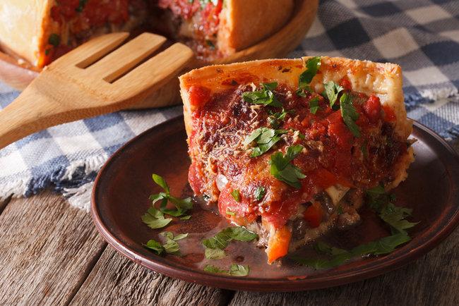 Пицца Маргарита пошаговый рецепт с фото | 434x650