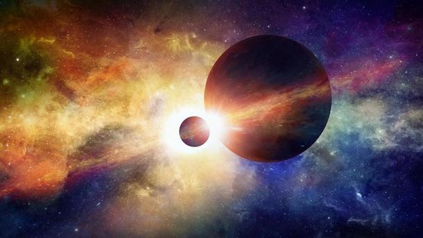 Вік зірки становить 13,5 млрд років. Фото