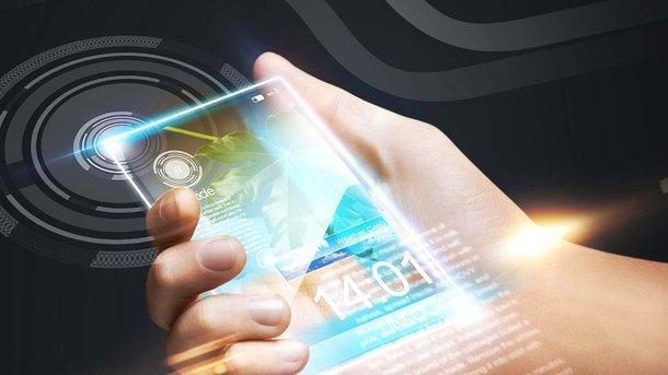 Смартфоны будущего получат огромный объем памяти. Фото: kolony.ir