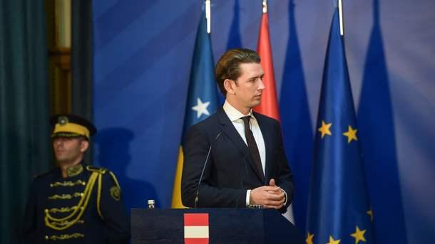 410f93153f8c8a Скандал з російськими шпигунами в Австрії, Курц зробив заяву | СЬОГОДНІ