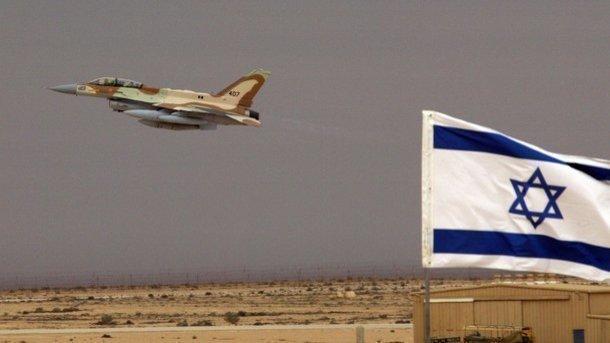 ВВС Израиля. Фото: AFP