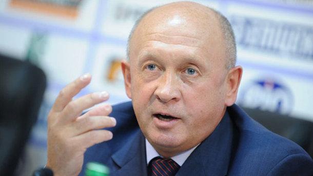 Николай Павлов. Фото dynamo.kiev.ua