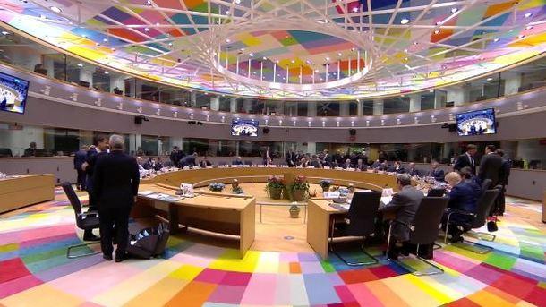 Совет ЕС. Фото: facebook.com/eucouncil