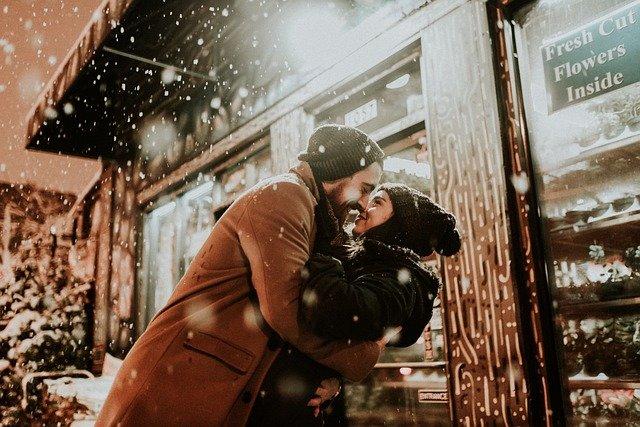 Эскимосский поцелуй. Фото: pixabay