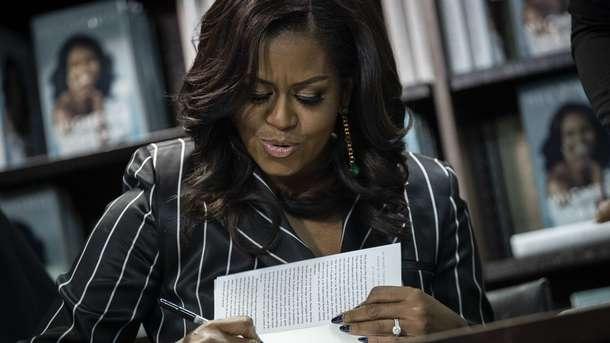 Мишель Обама. Фото: AFP