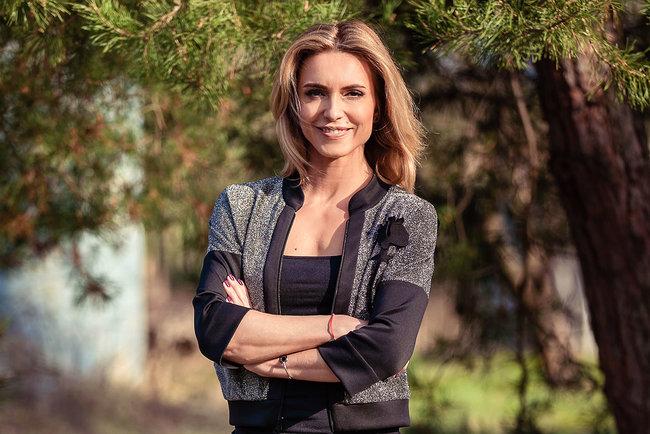 Марина Узелкова Фото: пресс-служба СТБ