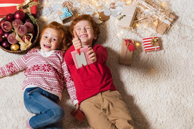 Что подарить ребенку на Новый год 2019. Фото: depositphotos.com