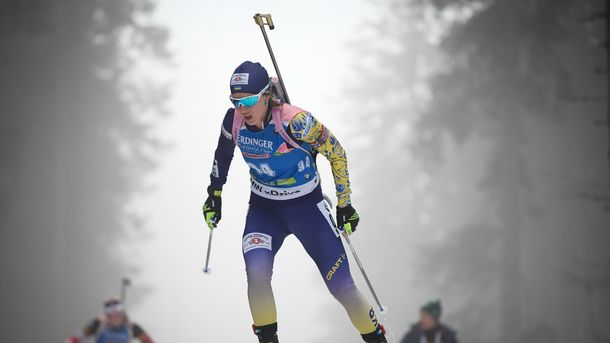 Юлия Джима. Фото AFP