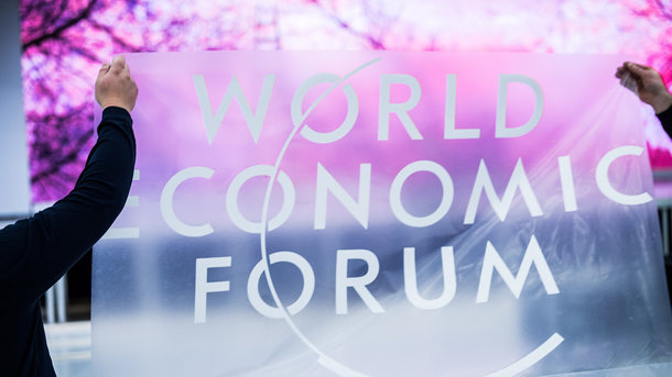 Фото: пресс-служба World Economic Forum