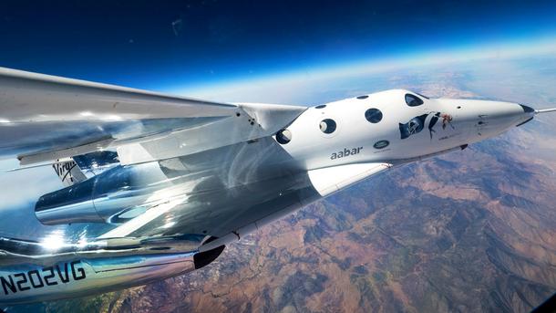 Полет в космос завершился успешно. Фото: robbreport.com