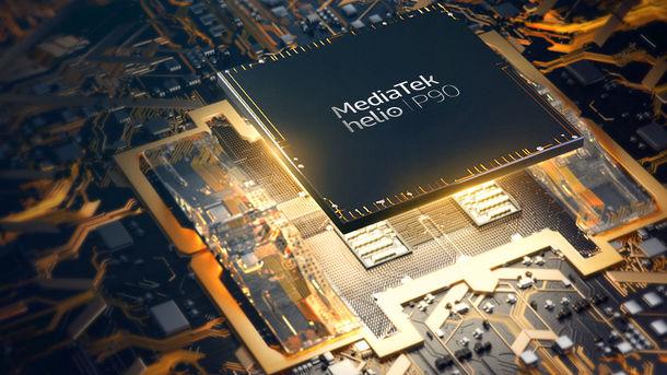 Helio P90 содержит 8 вычислительных ядер. Фото: MediaTek