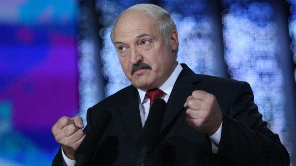 Олександр Лукашенко. Фото: А. Бойко