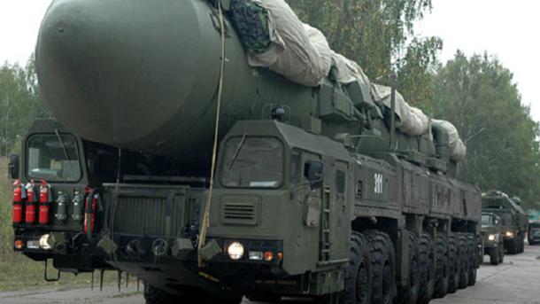 "Ракетный комплекс ""Ярс"" / Фото: mil.ru"