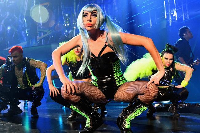 Леди Гага. Фото: Getty