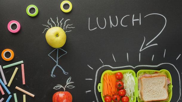 Сэндвичи – отличный вариант для перекуса в школе