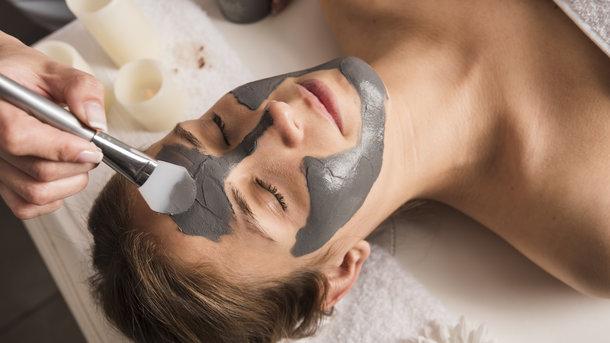 Маски з глиною покращують стан шкіри.Фото: freepik.com