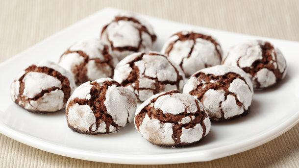 Шоколадно-мятное печенье Фото: depositphotos.com