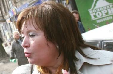 Наталия Витренко, фото М.Койфман