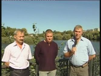Водопроводчики с Донетчины, которые спасли двух мальчиков и рыбака