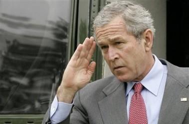 Джордж Буш. Фото АР