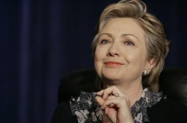 Хиллари Клинтон. Фото АР