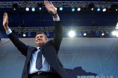 Виктор Янукович, AFP
