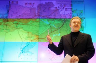 "Дубина. После контракта с ""Газпромом"" — в реанимацию. Фото AFP"